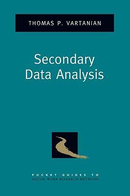 Secondary Data Analysis By Vartanian, Thomas P.
